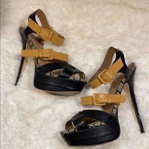 JustFab stiletto Sandals